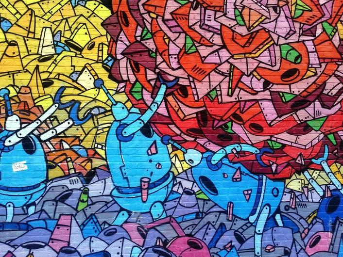 Graffiti robots 00328