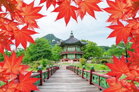 Gyeongbokgung Palace in Seoul 00971