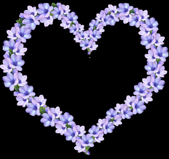 Heart flowers 00032