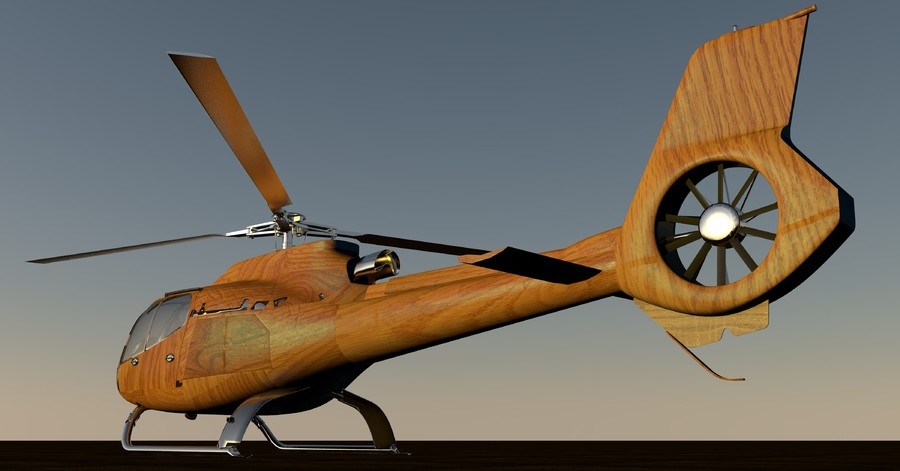 Helicopter 00344