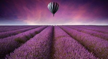 Hot air ballon 00074VG