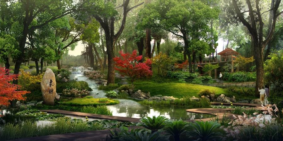 Japanese Park 00596