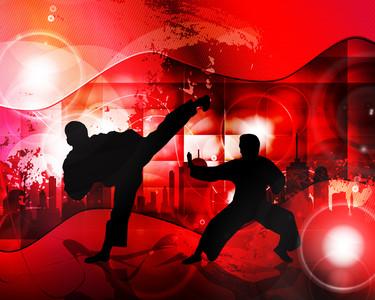 Karate 00938