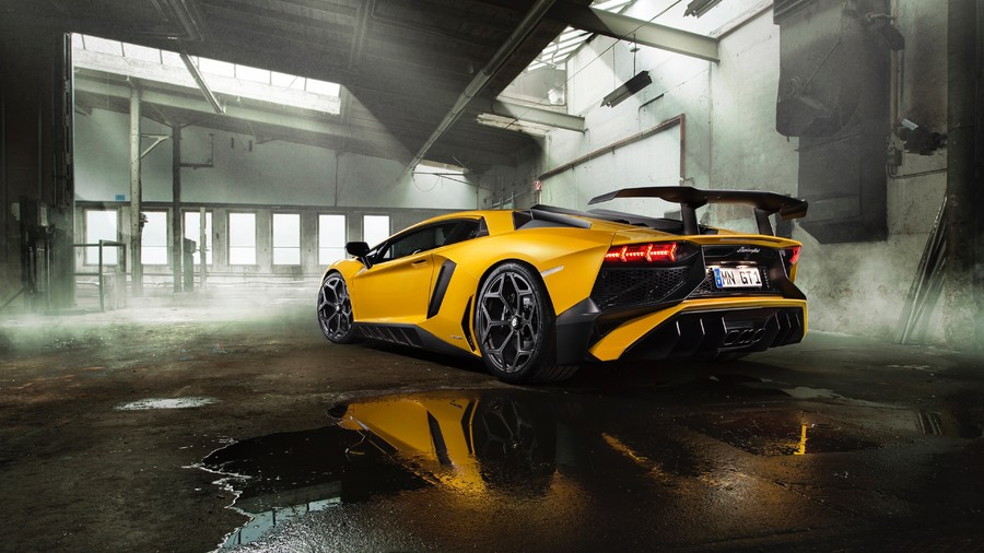 Lamborghini Aventador2 00054VG