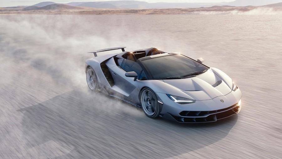 Lamborghini Centenario 00008VG