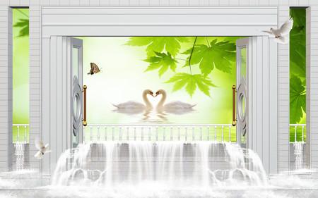 лебеди 01214