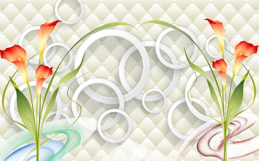 лилии и круги 01241