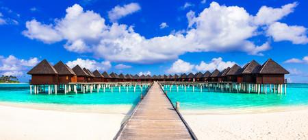 Maldives island 00197