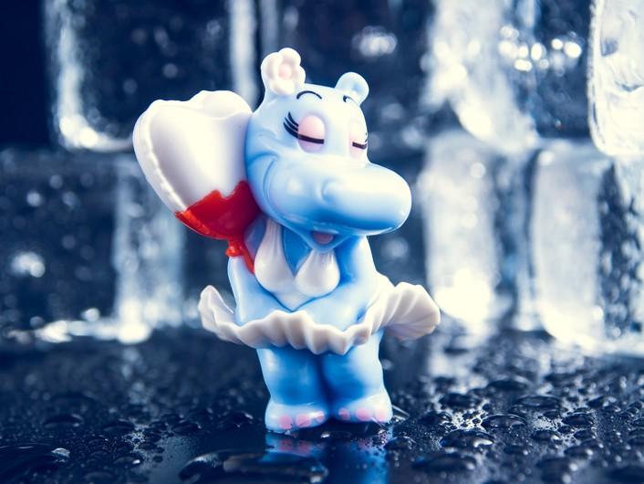 Marilyn the Hippo 00563