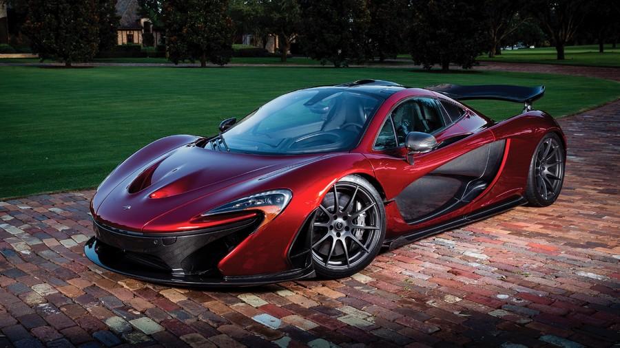 McLaren P1 00011VG