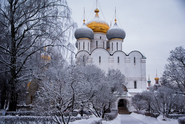 Moscow Church of Russia 00576