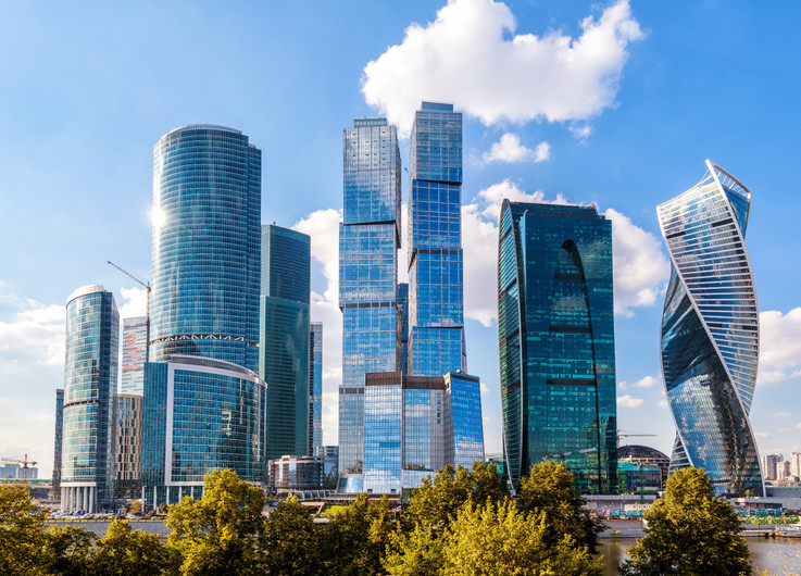 Moscow-city is a modern 00750