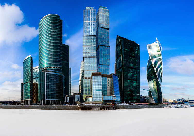 Moscow City Russia 00782