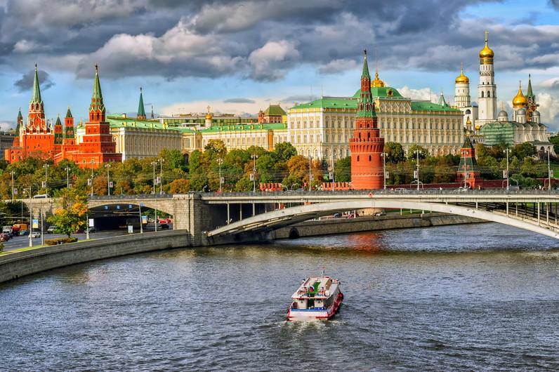Moscow Kremlin Russia 00253