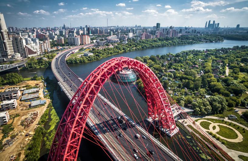 Москва Крылатское 00241
