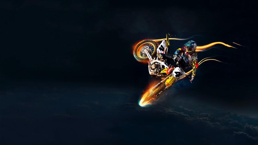Moto freestyle 00102VG