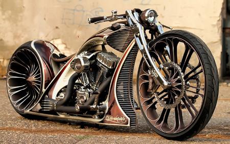 Мотоцикл 01356