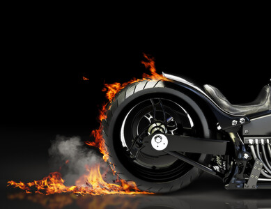 Мотоцикл 01472