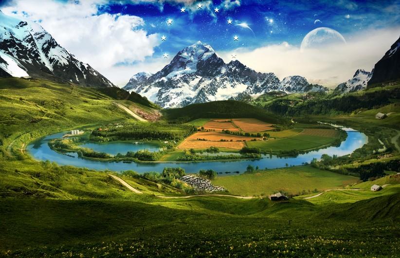Mountains 00580