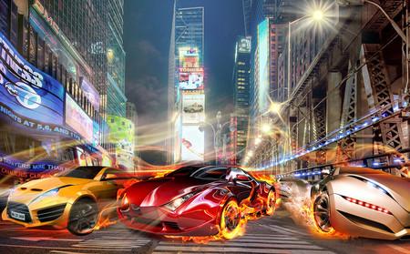 ночные гонки 01260D