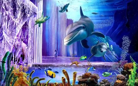 oceanic background 01019