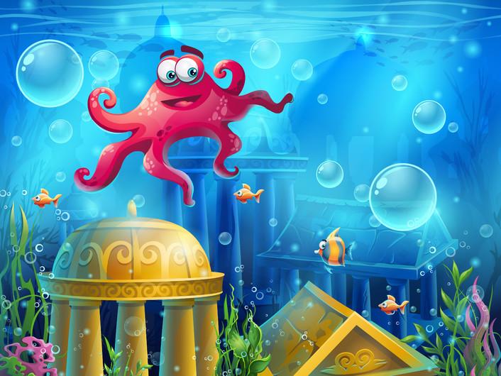 Octopus 00180