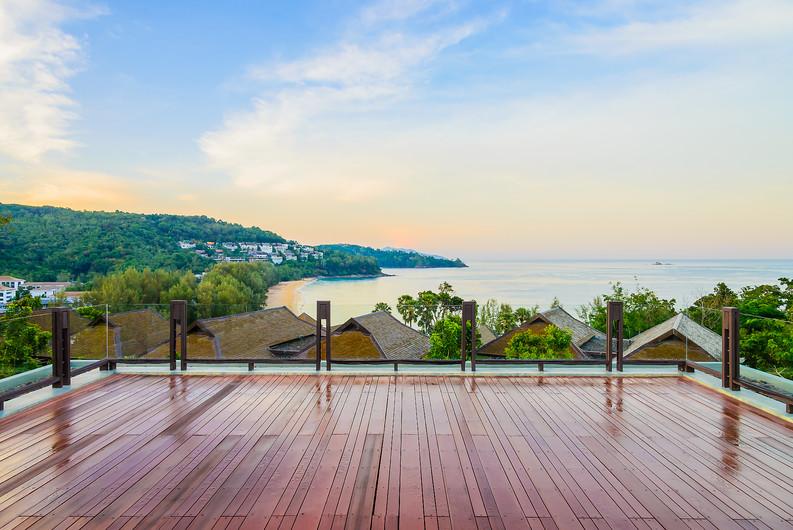 Outdoor balcony 00173