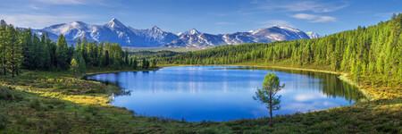 Озеро 01481