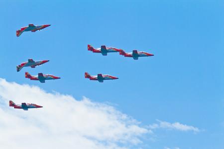 Parade of planes 00932