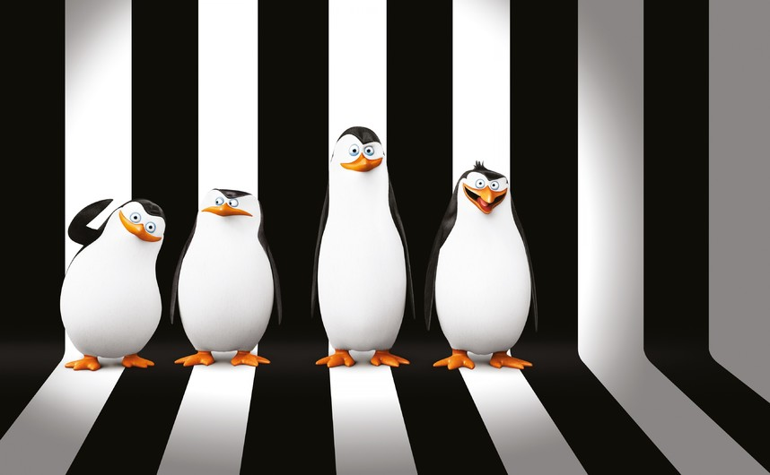 Penguins Madagascar 00601