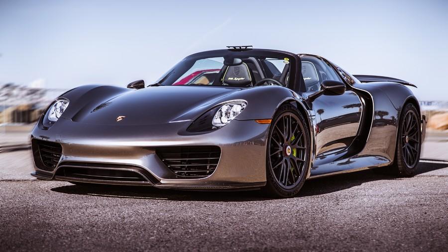 Porsche 918 00013VG