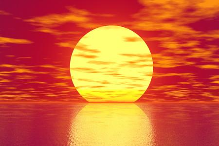 Red Sunset 00855