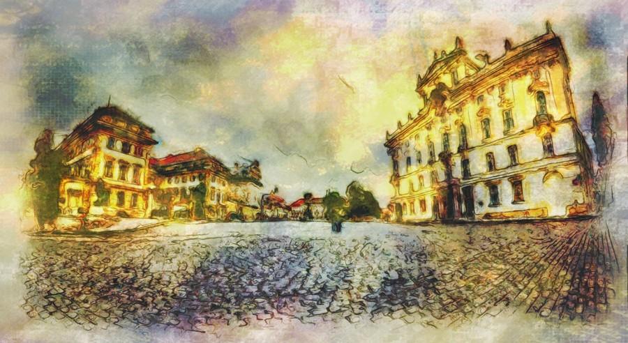 Residenz in Prague 00457