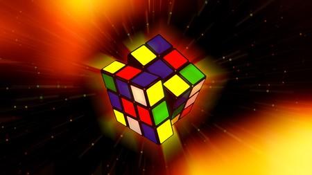 Rubik's cube 00504