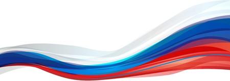 Russia flag 00304