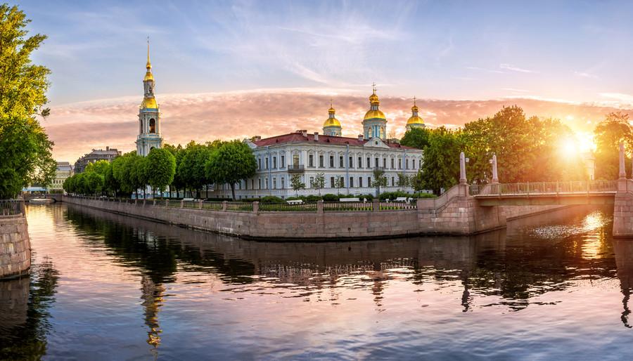 Russia St.Petersburg 00254