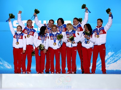 Russian national team 00083VG