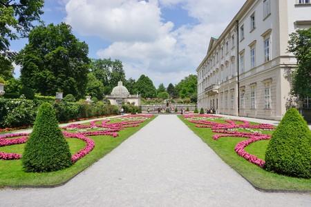 Salzburg, Austria Mirabell Palace 00973