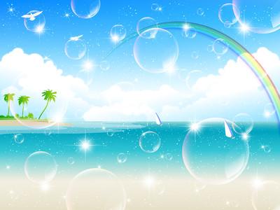 Sea sky landscape 00352