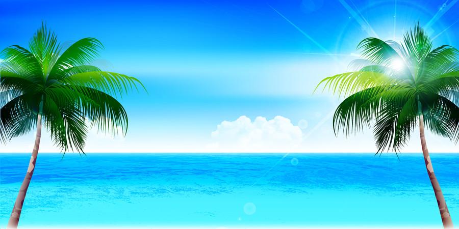 Sea summer landscape 00719