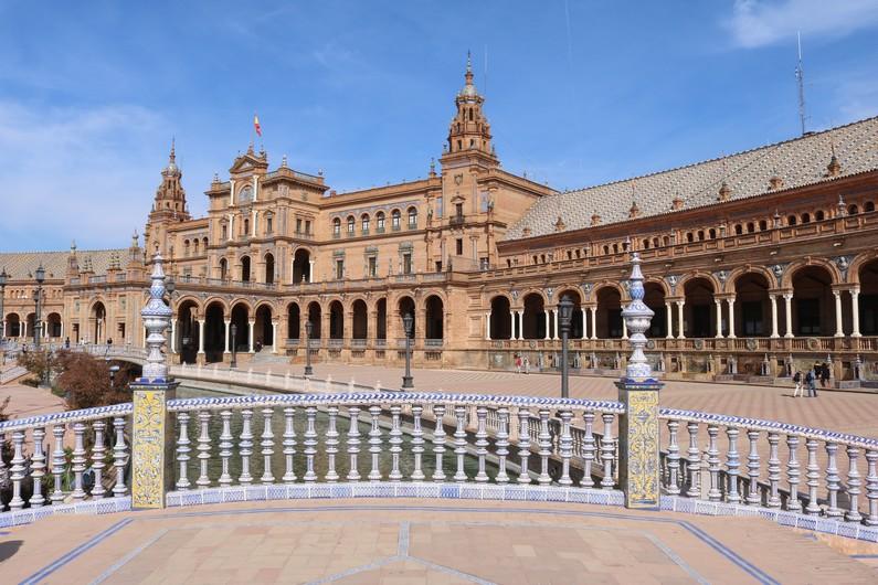 Seville town 00642