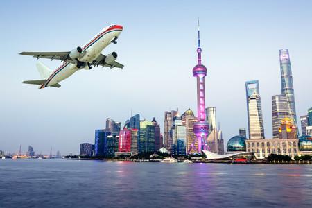 Shanghai night China 00809