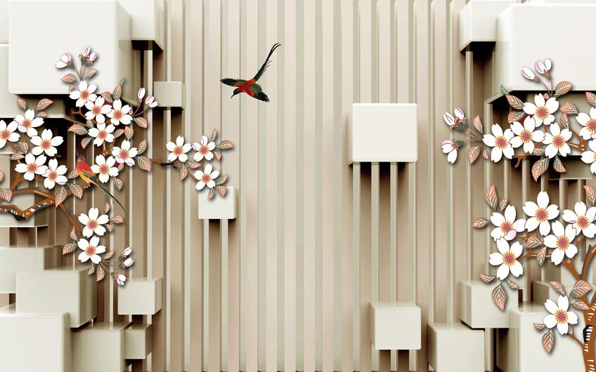 Абстрактная Стена 01551