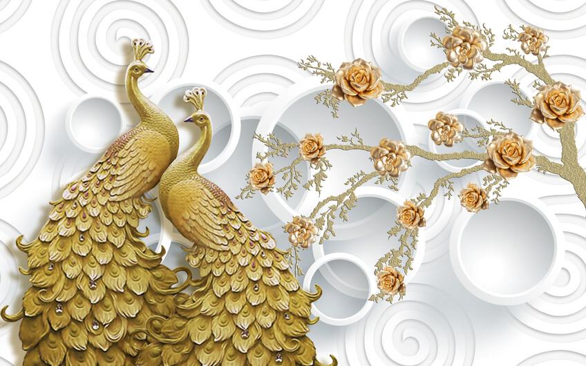 Золотые Павлины 01545