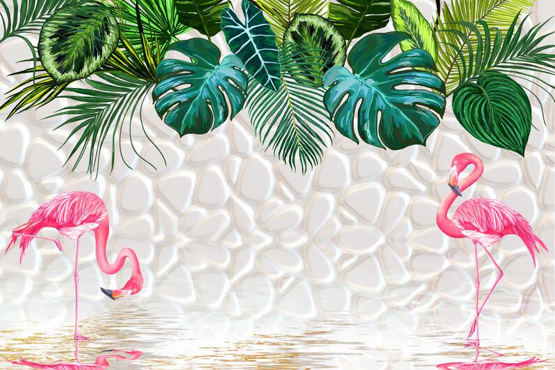 Джунгли Фламинго 01547