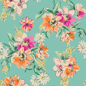 Sketch of flowers 00230