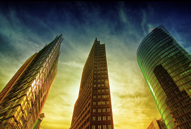 Skyscrapers of Berlin 00104