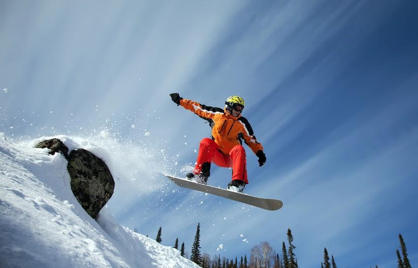 Snowboarding 00084VG
