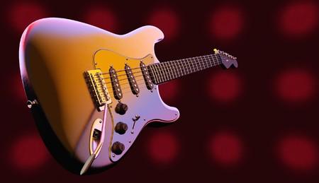 Solo guitar 00334