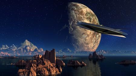 space landscape 00545